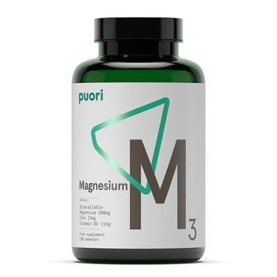 Purepharma Magnesium M3 (120 kap)