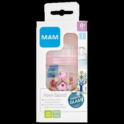 MAM Glass Bottle (170 ml)