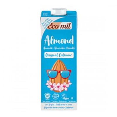 Mandeldrik m. Calcium Ecomil Ø (1 l)