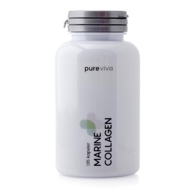 Pureviva Marine Collagen (135 kap)