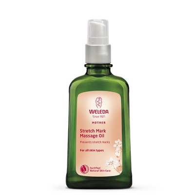 Weleda Stretch Mark Massage Oil (100 ml)