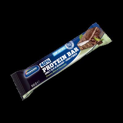 Maxim 40% Proteinbar Mint & Chokolade (50 g)