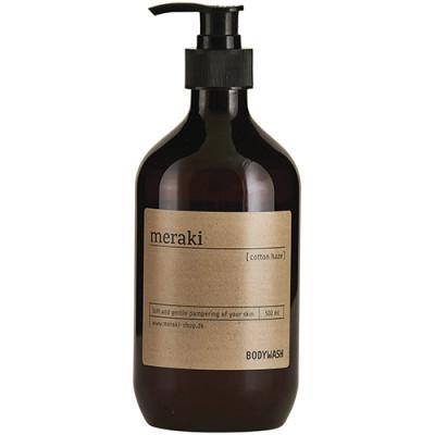 Meraki Body Wash, Cotton Haze (500 ml.)