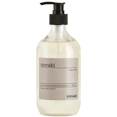 Meraki Body Wash, Silky Mist (500 ml)