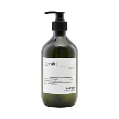 Meraki Hand soap Linen Dew (490 ml)