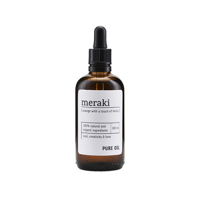 Meraki Pure Oil, Orange (100 ml.)