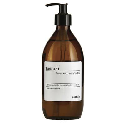 Meraki Pure Oil, Orange (500 ml.)