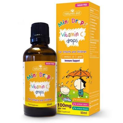 Mini Drops Vitamin C