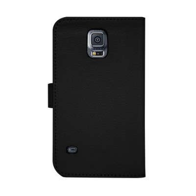 Radicover Flipside Mobilcover Samsung S6 (sort)