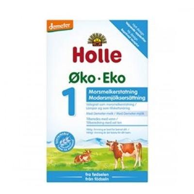 Holle Modermælkserstatning 1 Ø (400 gr)