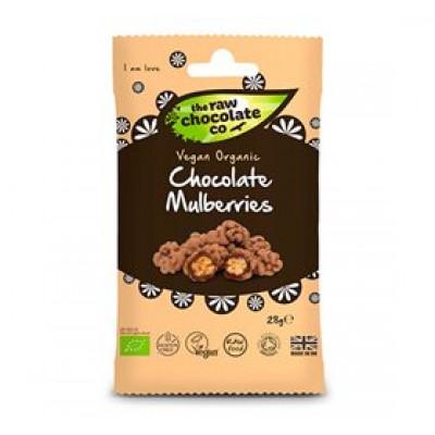 Organic Raw Chocolate Mulberries Ø (125 g)