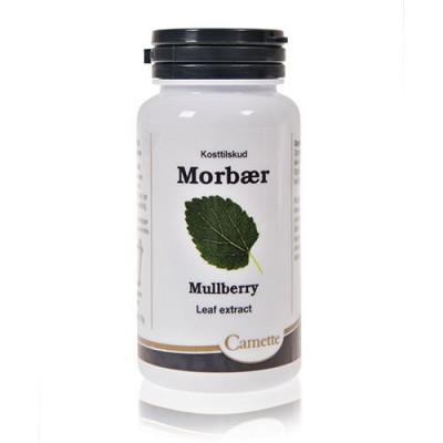 Morbær/Mulberry 90 tab