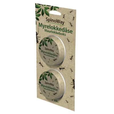 A Green Way SpinoWay Myrelokkedåse (2 stk)