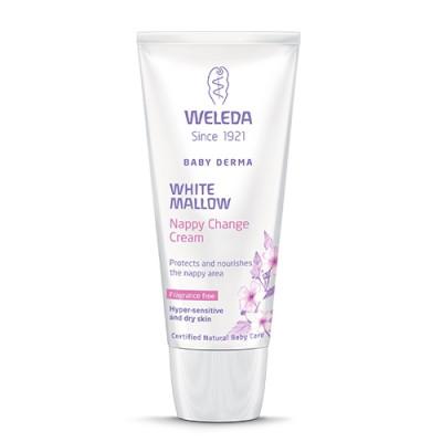 Weleda Baby Derma White Mallow Nappy Change Cream (50 ml)