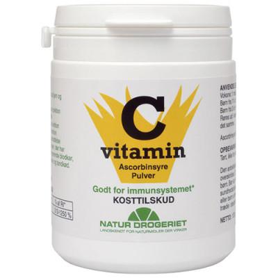 Natur Drogeriet C-vitamin Pulver (120 g)