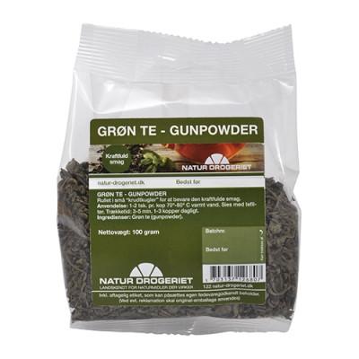 Natur Drogeriet Grøn The Gunpowder Ø (100 gr)