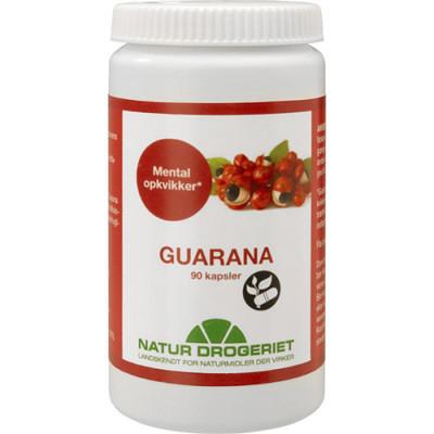 Natur Drogeriet Guarana 500 mg (90 kapsler)