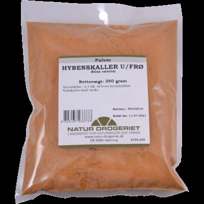 Natur Drogeriet Hybenpulver U. Frø (250 gr)