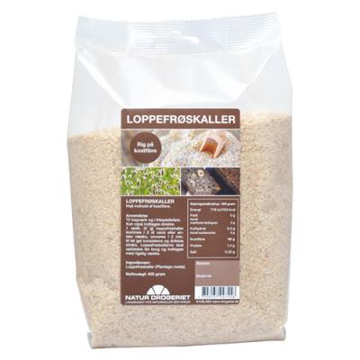 Natur Drogeriet Loppefrøskaller (450 gr)