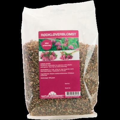 Natur Drogeriet Rødkløverblomst skåret (100 g)