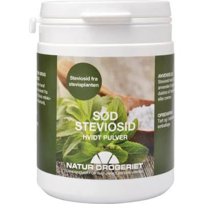 Natur Drogeriet Steviosid Sød Pulver Hvid (50 g)