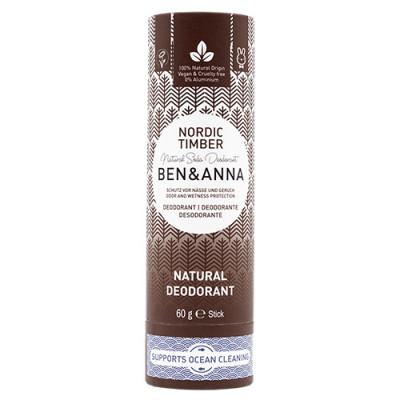 natural deodorant Nordic Timber