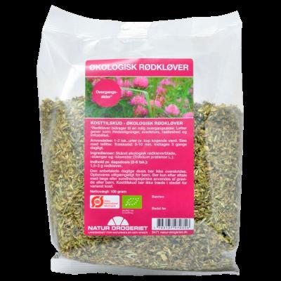 Natur Drogeriet Rødkløver Ø (100 g)