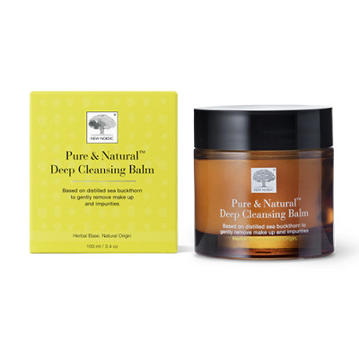 New Nordic Pure & Natural Deep Cleaning Balm (100 ml)