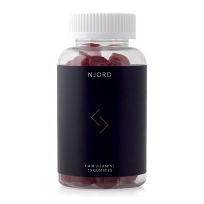 Njord Hair Vitamins (60 gummies)