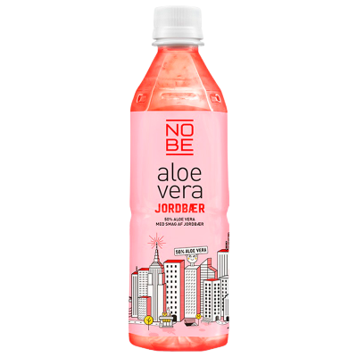NOBE Aloe Vera Strawberry