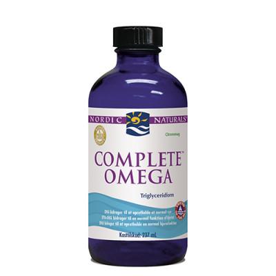 Nordic Naturals Omega 3-6-9 Complete m. citrus (237 ml)