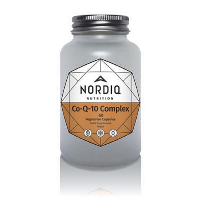 NORDIQ CoQ10 Complex (60 kap)