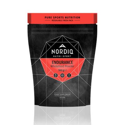 NORDIQ Endurance Wholefood Pulver (100 g)