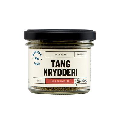 Nordisk Tang - Tangkrydderi m. chili og hvidløg (50g)