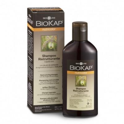 BioKap Nutricolor Restructuring Shampoo (200 ml)