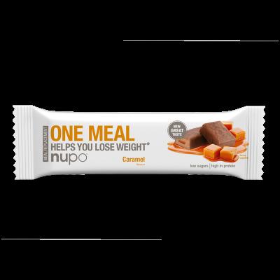Nupo One Meal Bar Caramel (60 g)