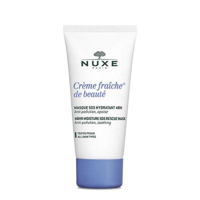 Nuxe Crème fraîche de beauté Moisturising mask (50 ml)