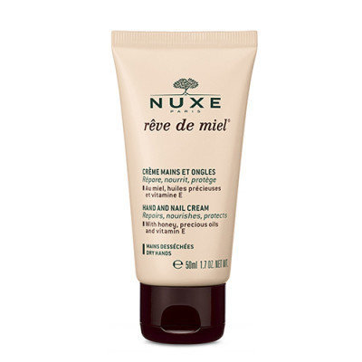 Nuxe Rêve de Miel Hand and Nail Cream (50 ml)