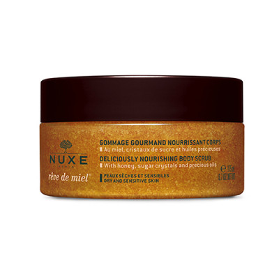 Nuxe Rêve de miel Nourishing Body Scrub (175 ml)