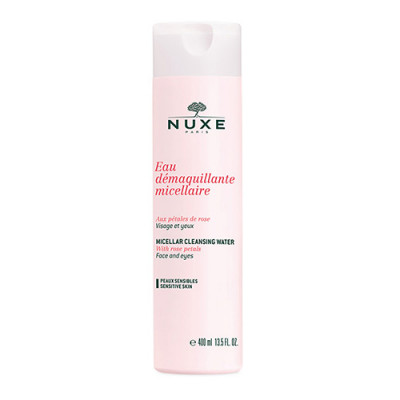 NUXE Rose Petals Micellar Cleansing Water (400 ml)