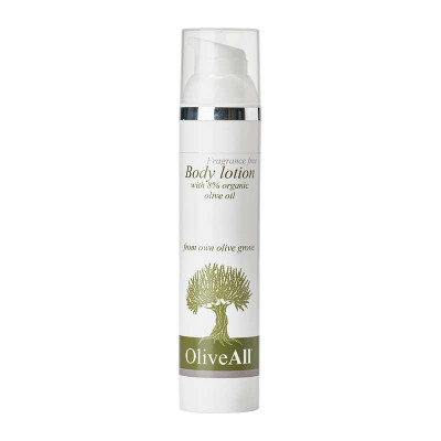 OliveAll Natural Body Lotion (100 ml)