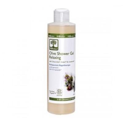 Oliven Shower Gel, beroligende 250 ml.