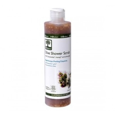Oliven Shower Scrub peeling 250 ml.
