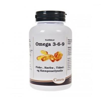 Omega 3-6-9 120 Kap
