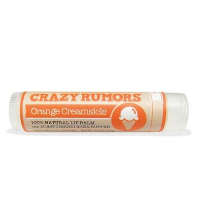 Crazy Rumors Orange Creamsicle Læbepomade (4.4 ml)