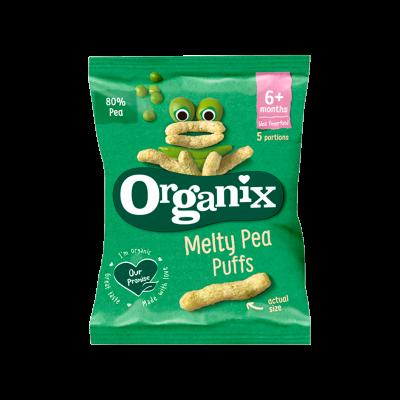 Organix Melty Pea Puffs Ø (15 g)