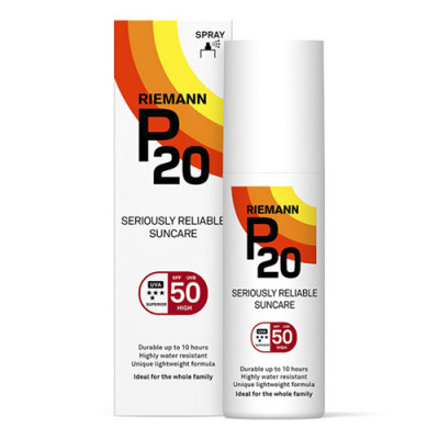 P20 Solcreme Spray SPF50 (150 ml)
