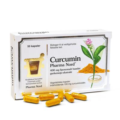 Pharma Nord Curcumin (50 kap)