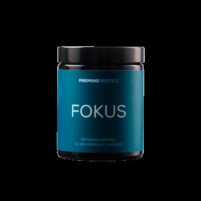 Premind Biotics Fokus (60 kap)