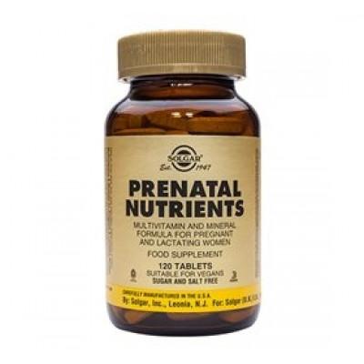 Solgar Prenatal (120 kaps)
